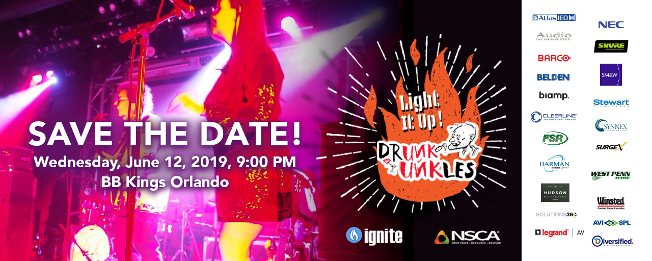 Drunk Unkles Take the Stage for 14th Annual NSCA Education Foundation Charity Concert